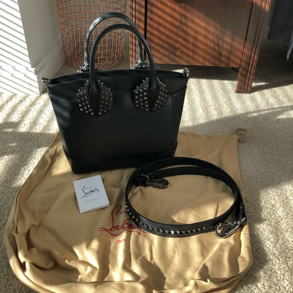 3a1db15a238 Christian Louboutin Eloise Small Two Handle Bag